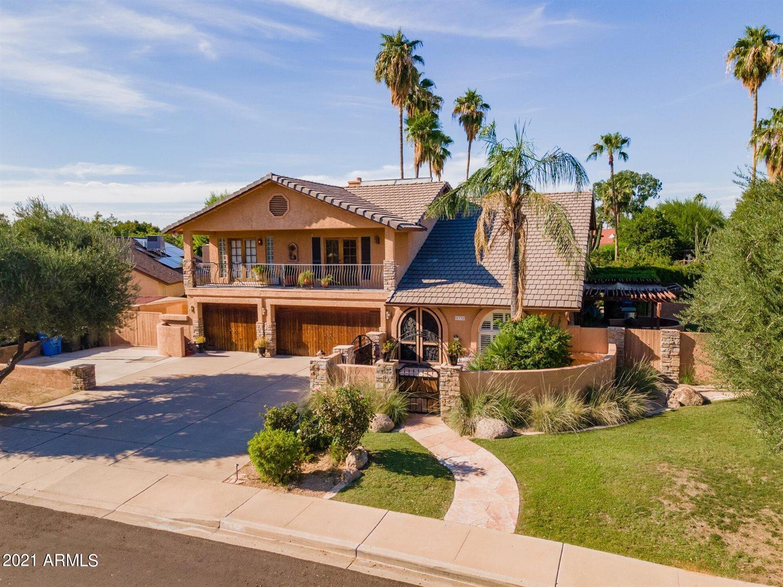 5332 East Fellars Drive, Scottsdale, AZ 85254
