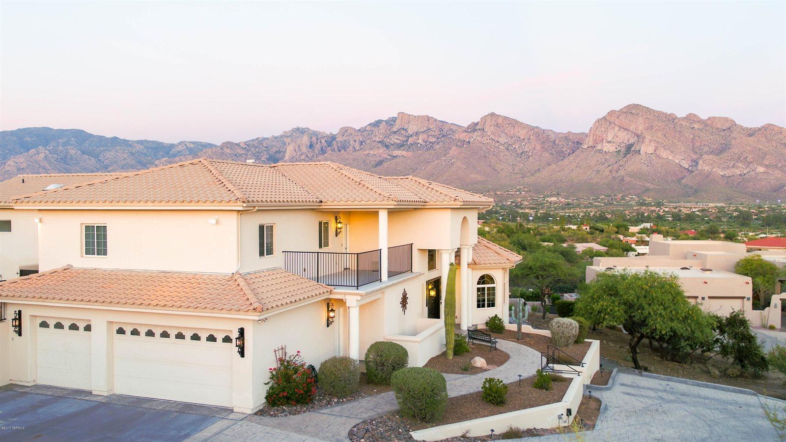 10750 North Summer Moon Place, Tucson, AZ 85737