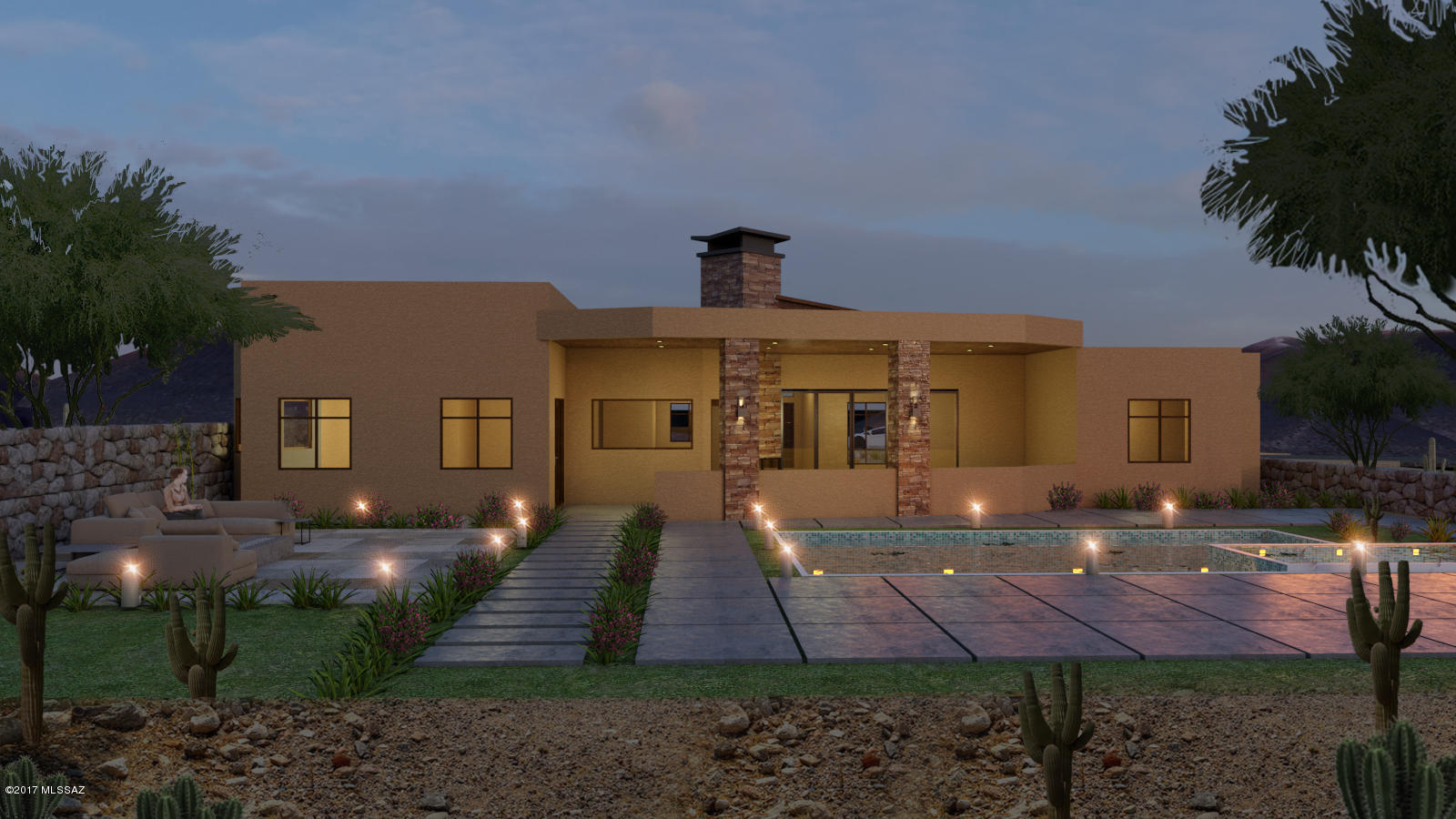 7552 North Westward Look Drive, #D, Tucson, AZ 85704