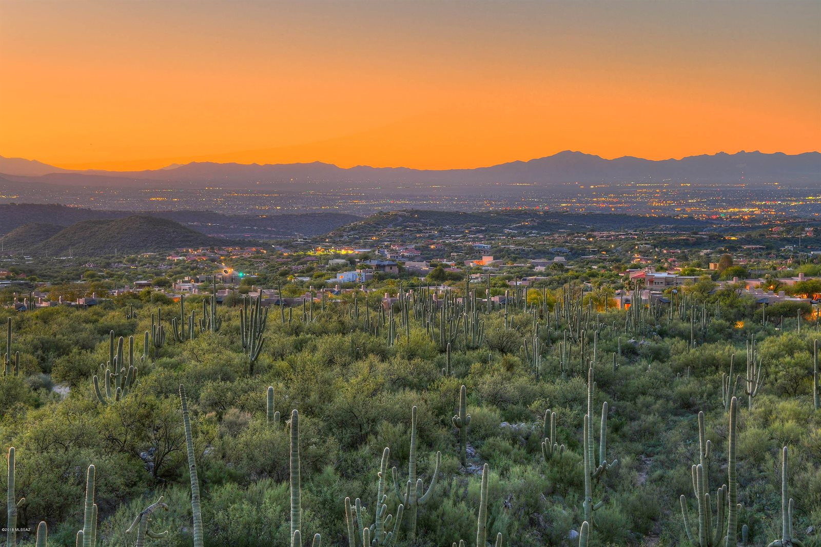 6950 North Flying View Place, Tucson, AZ 85750