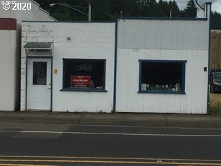 116 West B Ave, Drain, OR 97435