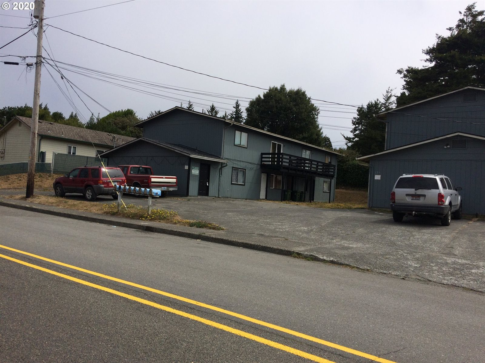 235 239 North Wasson St, Coos Bay, OR 97420