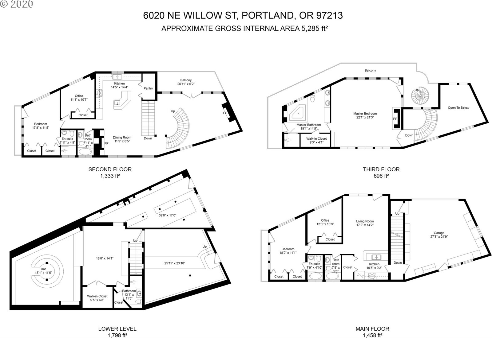 6020 NE Willow St, Portland, OR 97213