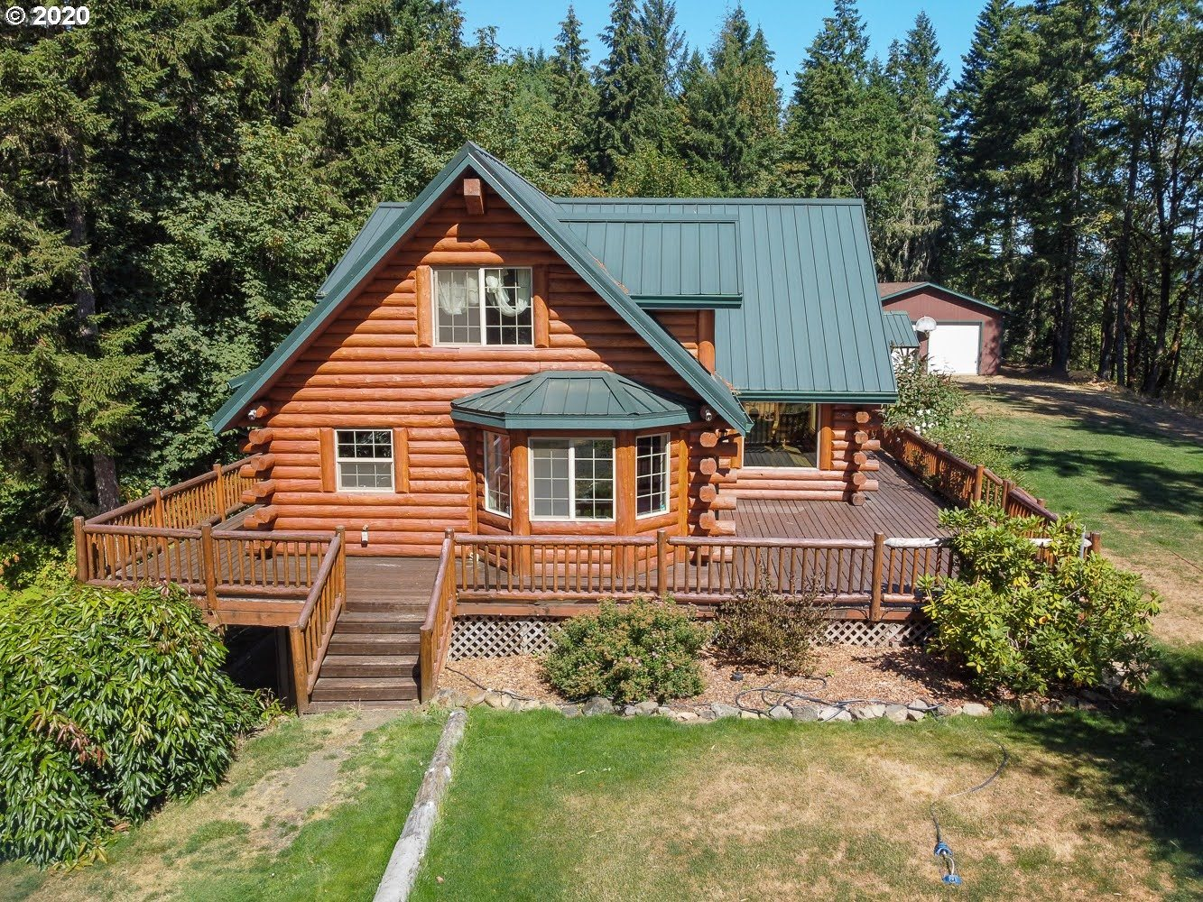 3730 Upper Smith River Rd, Drain, OR 97435