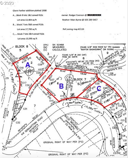 0 NW Germantown Rd, Lot A, Portland, OR 97231