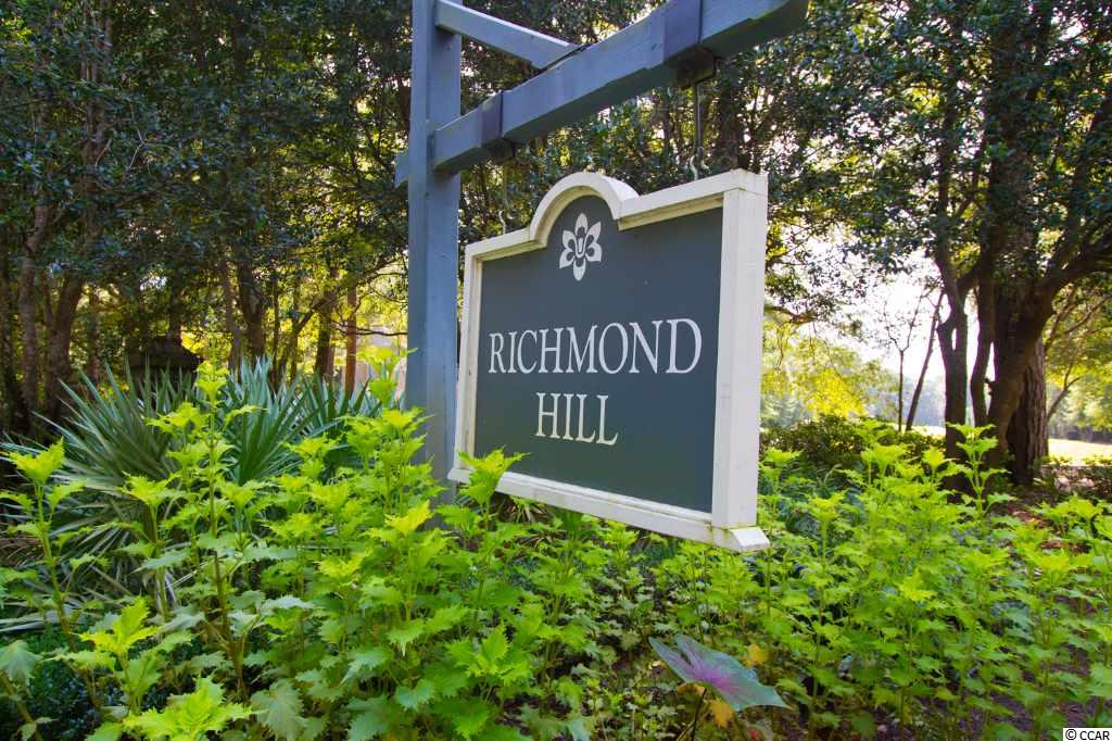 4494 Richmond Hill Dr., Murrells Inlet, SC 29576