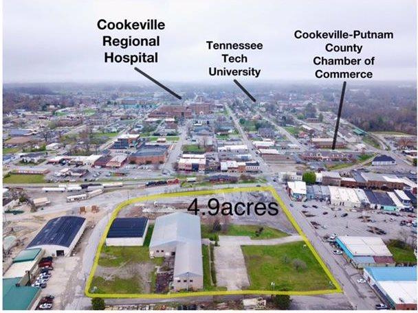 39 Depot Street, Cookeville, TN 38501