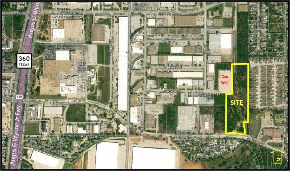 2700 East K Avenue, Grand Prairie, TX 75054