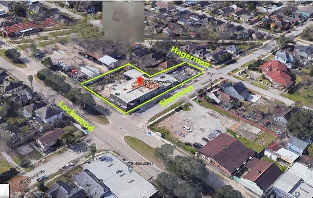 202 South Lockwood Drive, Houston, TX 77011