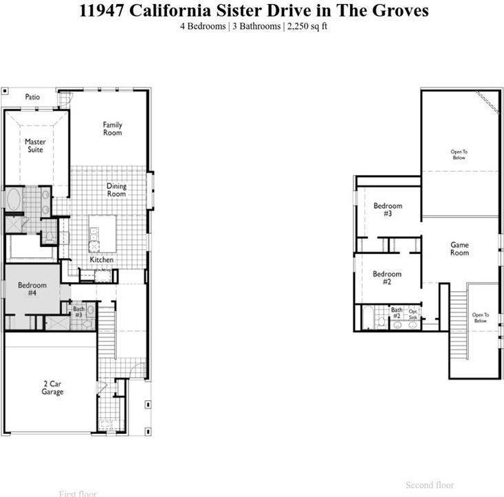 11947 California Sister Drive, Humble, TX 77346