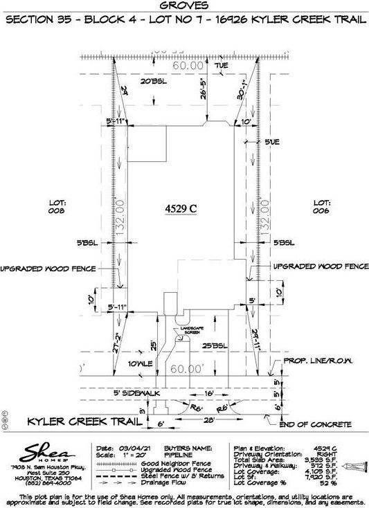 16926 Kyler Creek, Humble, TX 77346