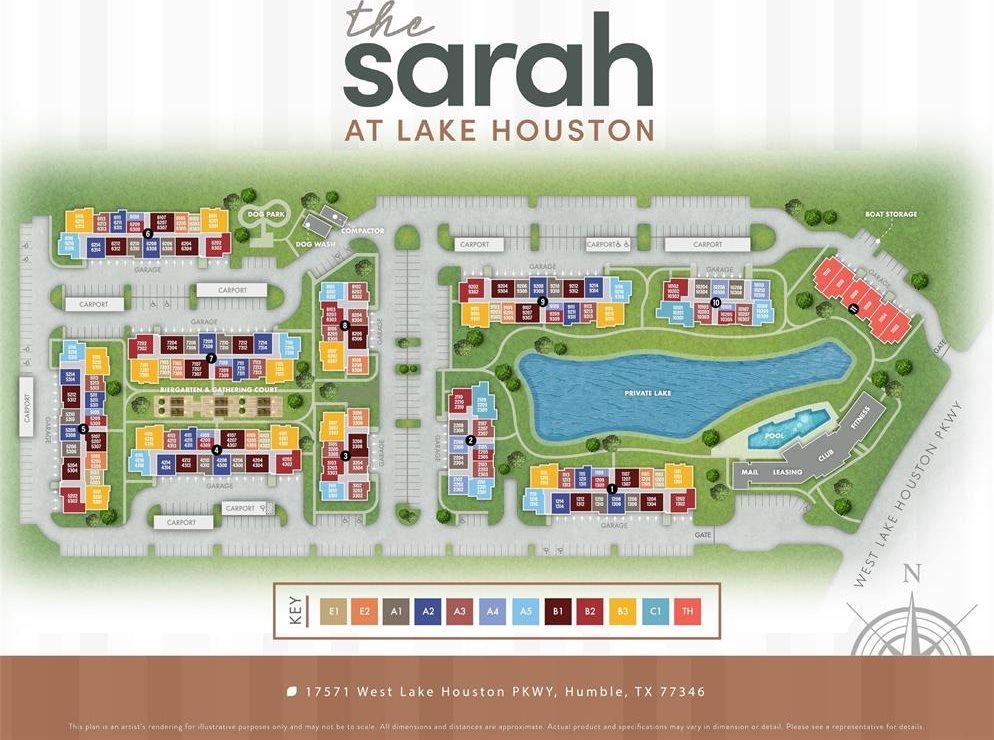17571 West Lake Houston Parkway, #5103, Humble, TX 77346