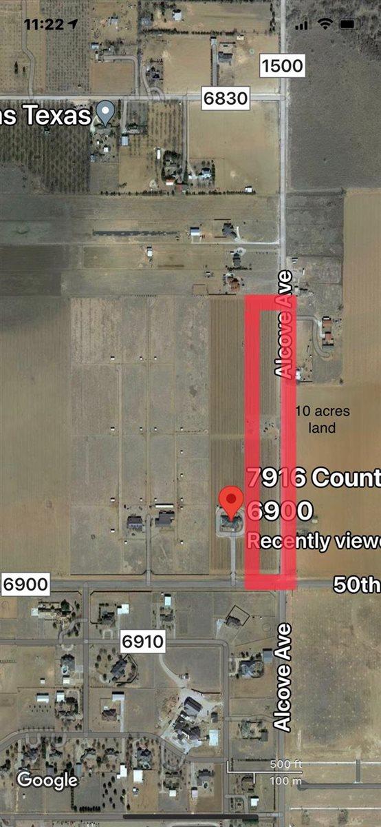 4716 Alcove Avenue, Lubbock, TX 79407