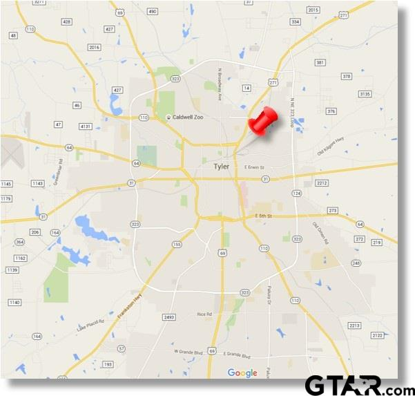 1091 E Gentry Parkway, Tyler, TX 75702