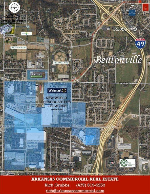 East Central Avenue, Bentonville, AR 72712