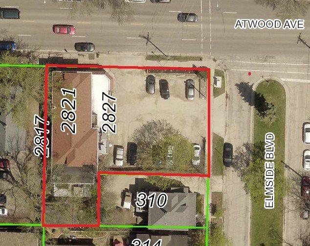 2821-2827 Atwood Ave, Madison, WI 53704