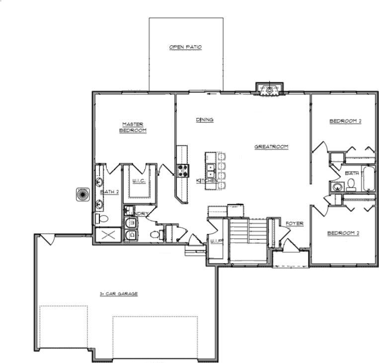 405 Lee Street, Rothschild, WI 54474