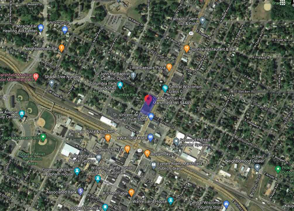 204 N Central Avenue, Marshfield, WI 54449