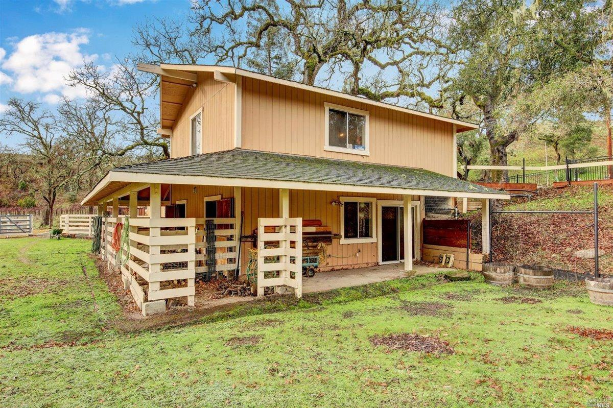 3080 Porter Creek Road, Santa Rosa, CA 95404