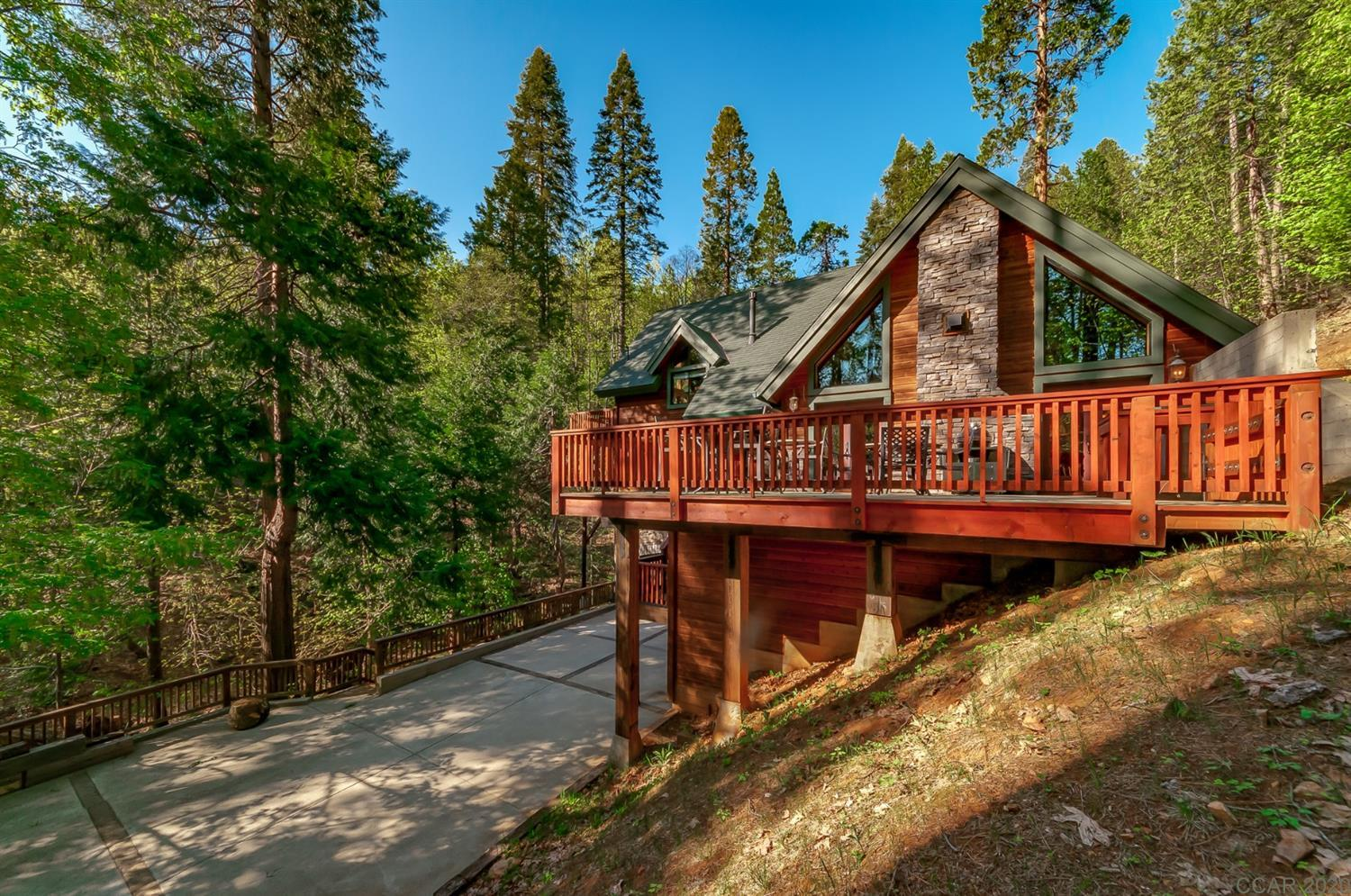 1115 Meadow/ Spring Valley Drive, #1120, Arnold, CA 95223