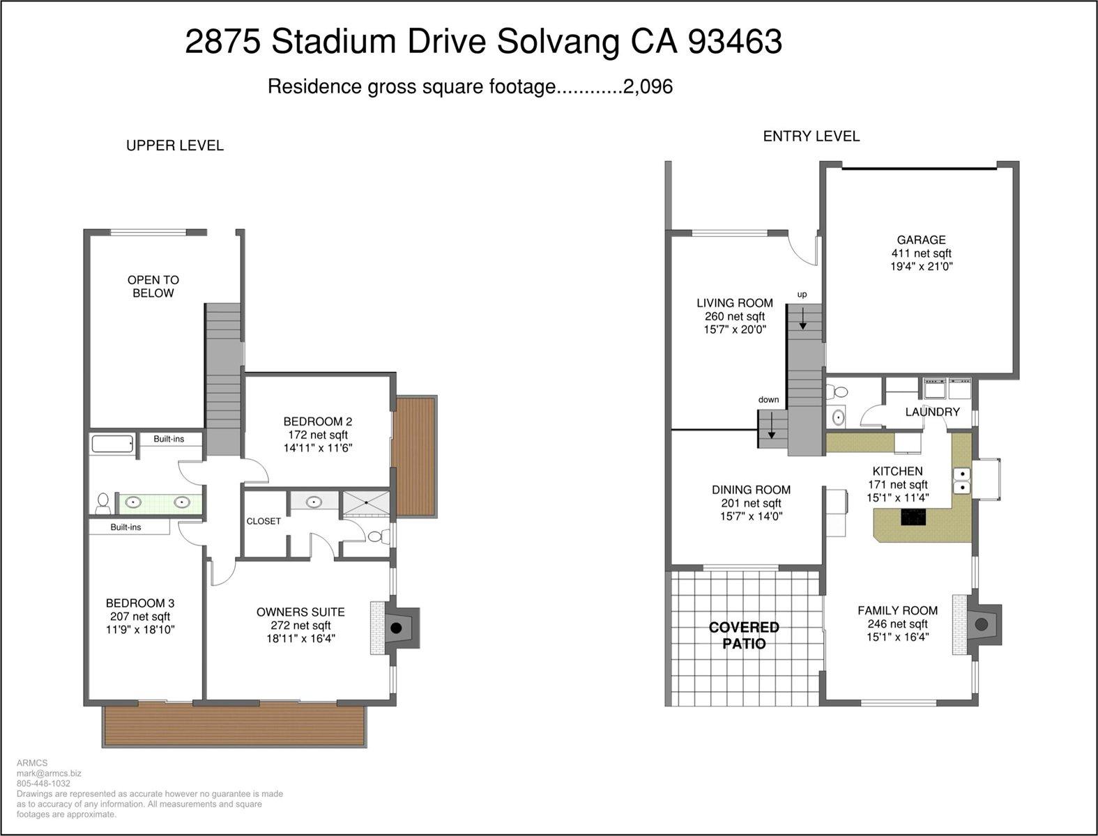 2875 Stadium Dr, Solvang, CA 93463