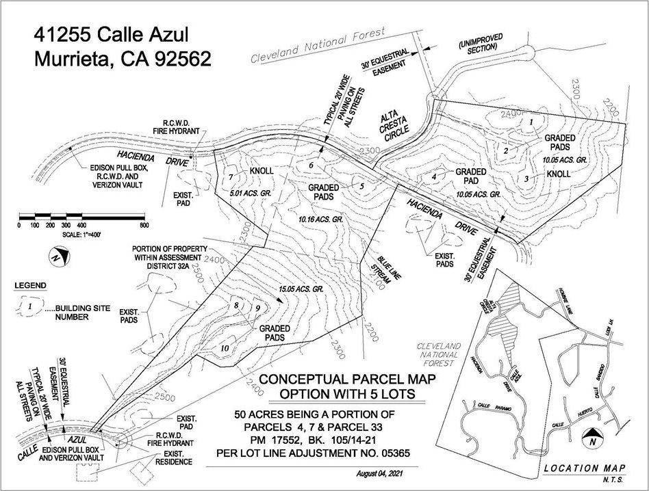 41255 Calle Azul, Murrieta, CA 92562