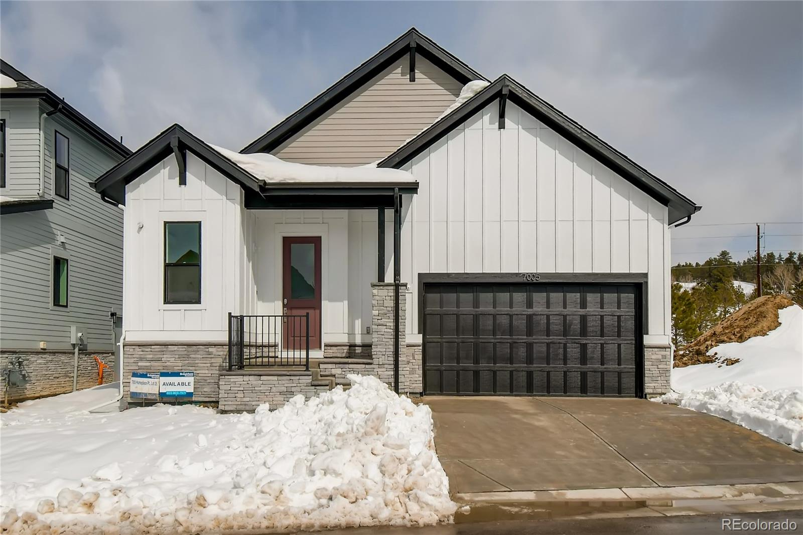 7005 Homeplace Point, Castle Rock, CO 80108