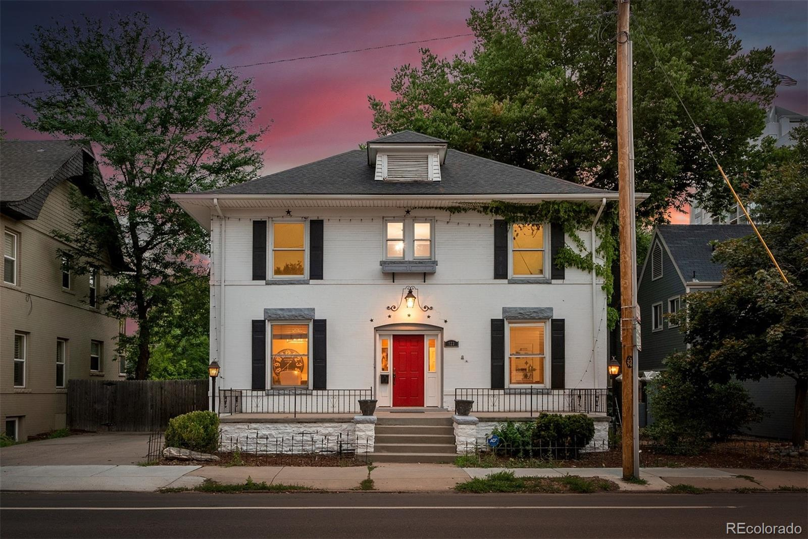 123 South Downing Street, Denver, CO 80209