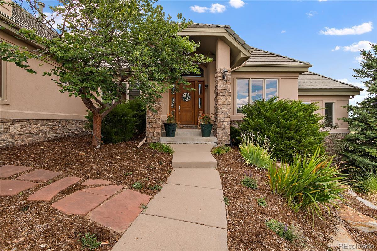 1591 Diamond Ridge Circle, Castle Rock, CO 80108