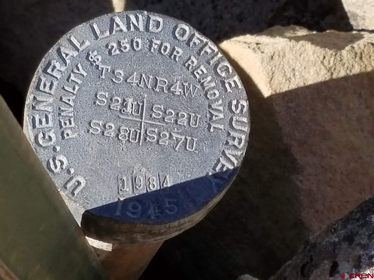 X Chimney Rock Ridge Road, Pagosa Springs, CO 81147