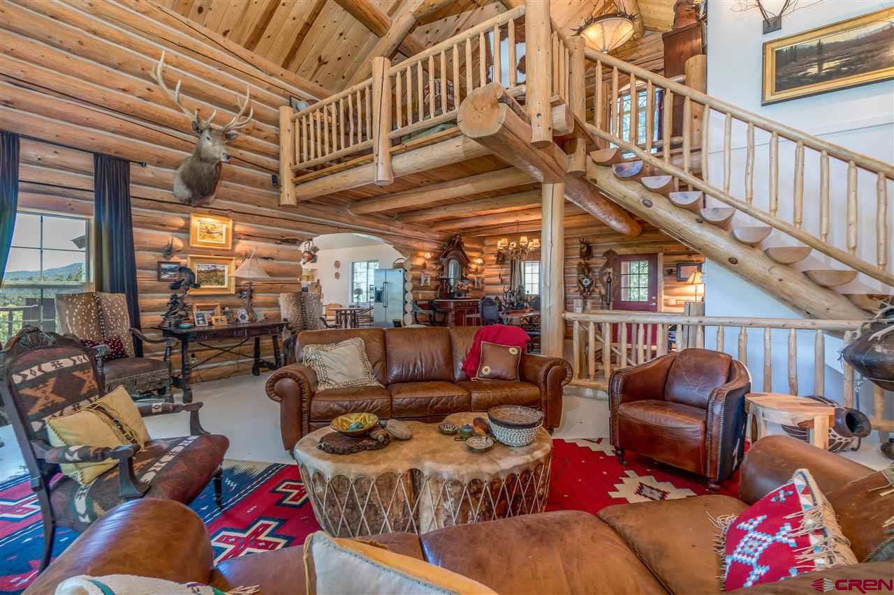 2925 Lodge Pole Drive, Pagosa Springs, CO 81147