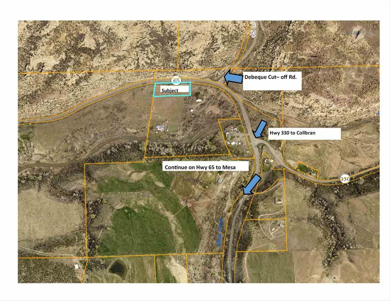 48783 Highway 65, Mesa, CO 81643