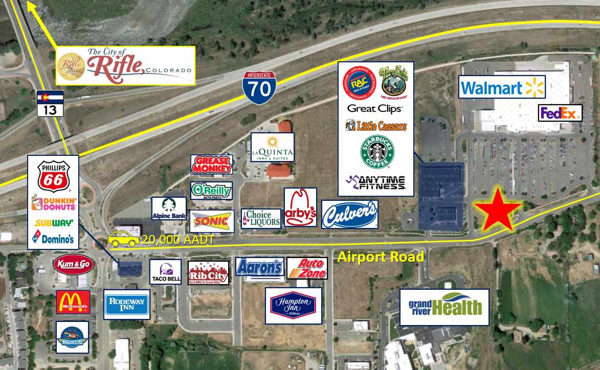 990 Airport Road, Rifle, CO 81650
