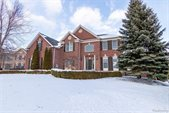 16020 Crystal Downs, Northville Township, MI 48168
